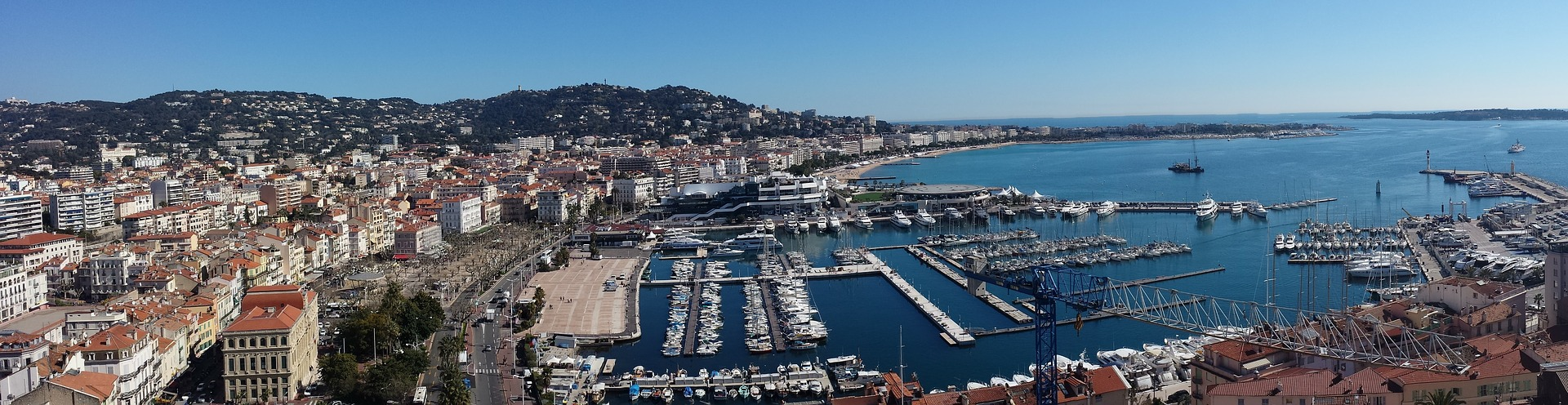 Cannes festival & the French Riviera