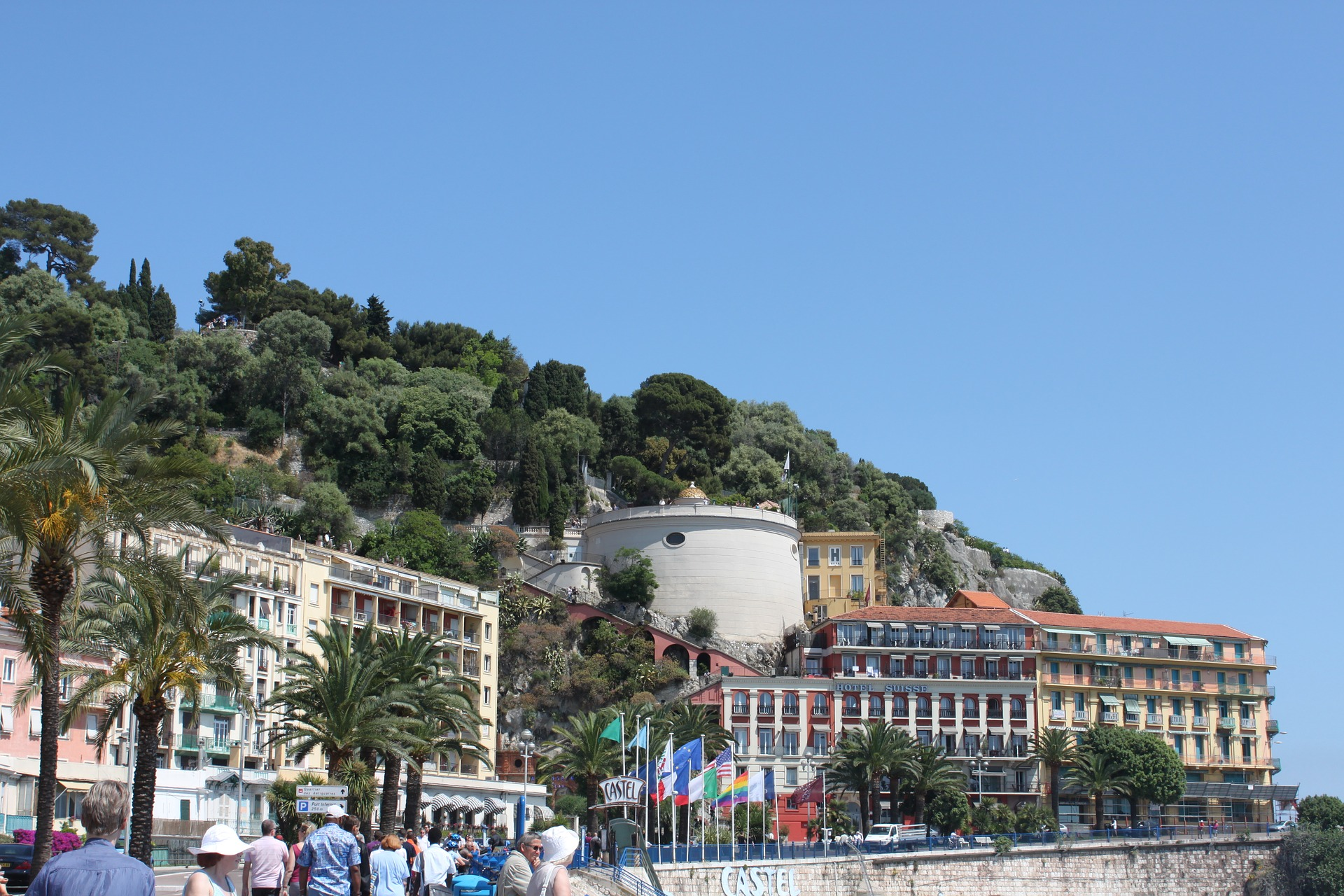 Nice France in the French Riviera