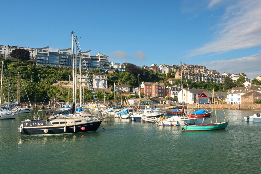 visit ilfracombe harbour