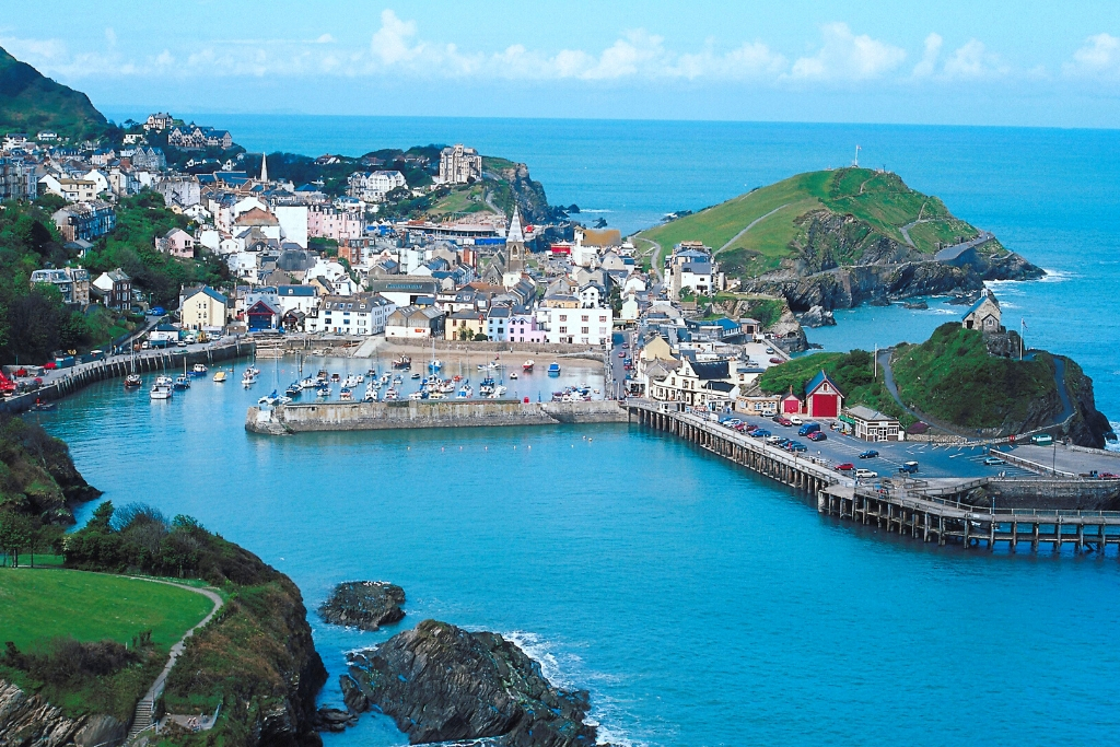 What to do in Ilfracombe Devon
