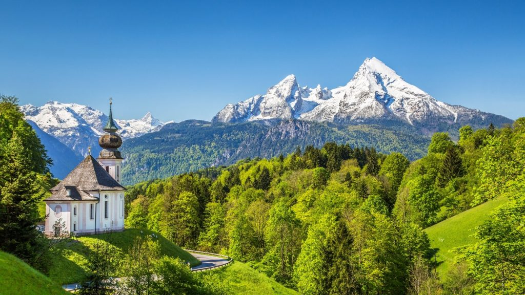 Bavaria Alps