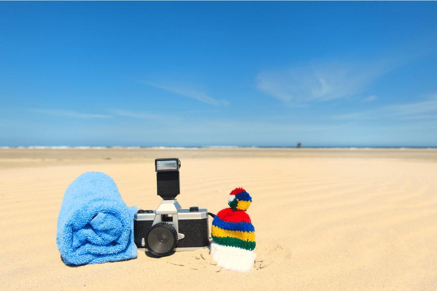 Terschelling beach Netherlands